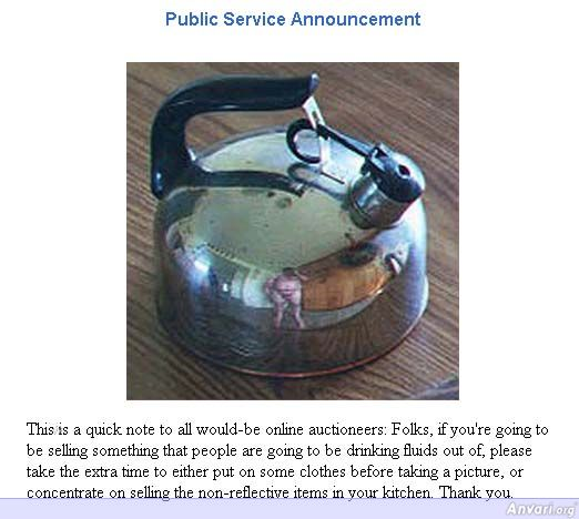 Kettle for Sale on EBAY - Misc