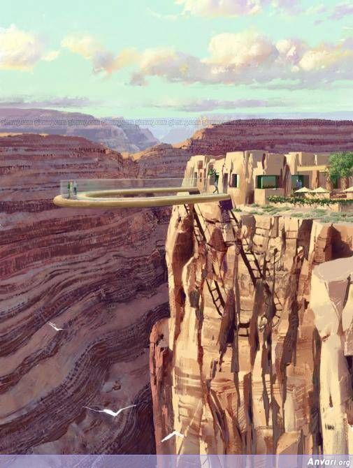 New Grand Canyon Sky Walk - Misc