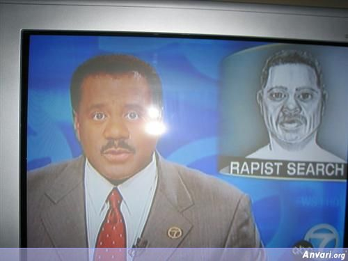 News Anchor Rapist Search - Misc