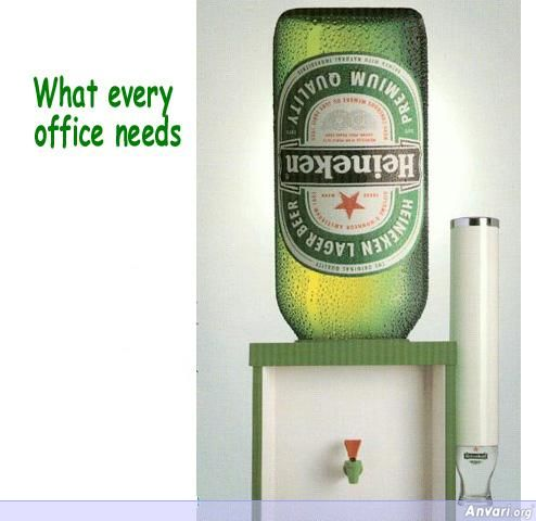 What Every Office Needs - What Every Office Needs