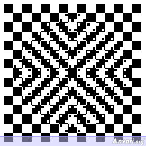 Only Squares - Optical Illusions