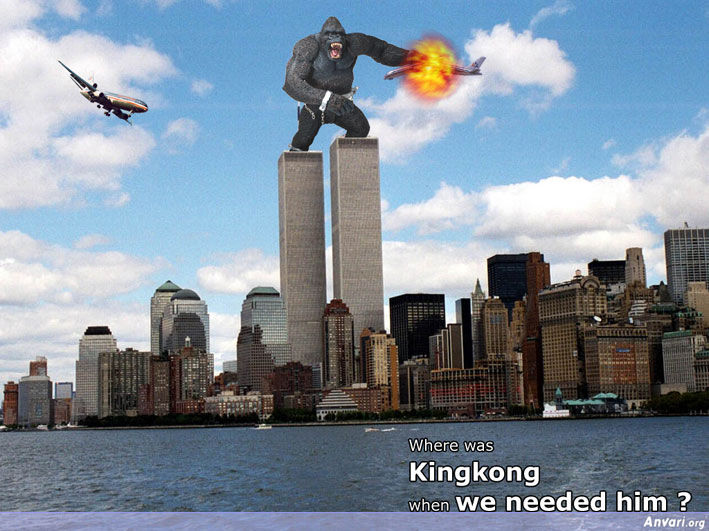 King Kong - World Trade Center