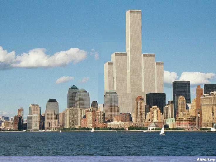 Rebuild - World Trade Center