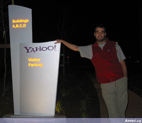 Yahoo! Visitor Parking - Yahoo! Visitor Parking