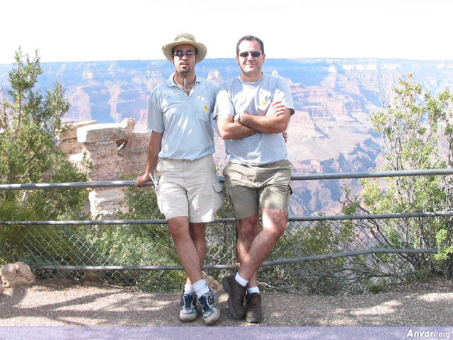 Dudes at the Grand Canyon - Dudes at the Grand Canyon